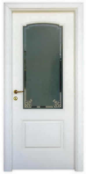 Zamboni zamboni porte interne in legno pantografate for Vetri porte interne